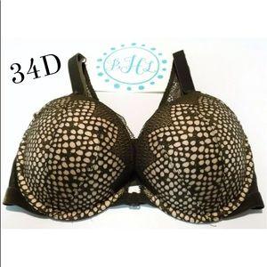 Victoria's Secret Push Up Bra 34D